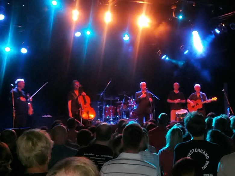 Oysterband am 17.8.2012 in der Zeche Bochum